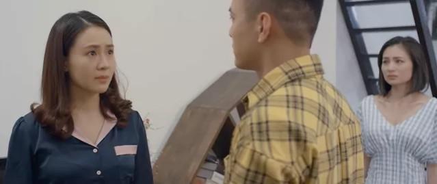 Hoa hồng trên ngực trái tập 21: Trà bị cấp dưới của Thái dọa tiết lộ giới tính đứa con đổi vận - Ảnh 2.