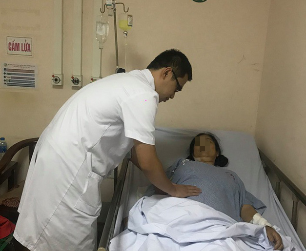 Hà Nội: Học lỏm ăn chay trường, người phụ nữ 6 lần đặt chân vào cửa tử - Ảnh 2.