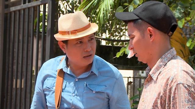 Huy Khánh trở thành bảo mẫu bất đắc dĩ trong Nuôi nhầm sao nhí - Ảnh 5.