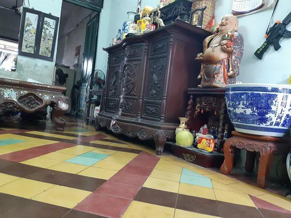 Ngôi nhà giàu nức tiếng phố Hàng Đào, gạch lát nhập từ Paris, vào nhà không cần bỏ giày dép  - Ảnh 5.