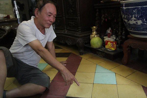Ngôi nhà giàu nức tiếng phố Hàng Đào, gạch lát nhập từ Paris, vào nhà không cần bỏ giày dép  - Ảnh 6.