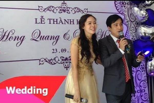 Hồng Quang Hoa hồng trên ngực trái: Gã chồng nhu nhược trên phim và cuộc sống bình yên bên người vợ đanh đá nhất màn ảnh Việt - Ảnh 3.