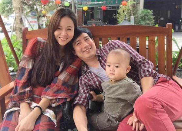 Hồng Quang Hoa hồng trên ngực trái: Gã chồng nhu nhược trên phim và cuộc sống bình yên bên người vợ đanh đá nhất màn ảnh Việt - Ảnh 5.