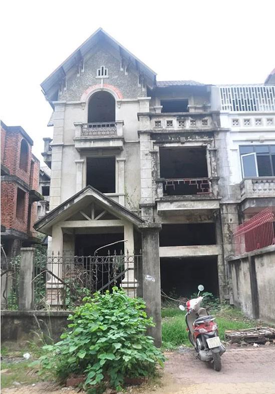 Ngôi nhà hoang nổi bật giữa khu phố sau cải tạo  - Ảnh 2.