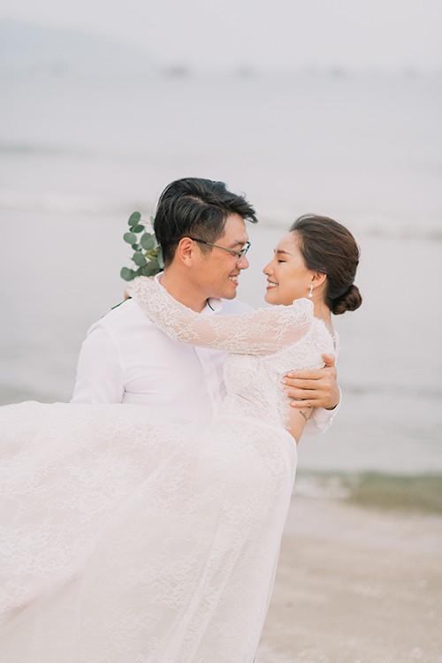 Ảnh cưới của nàng thơ xứ Huế Kiều Oanh - Ảnh 2.