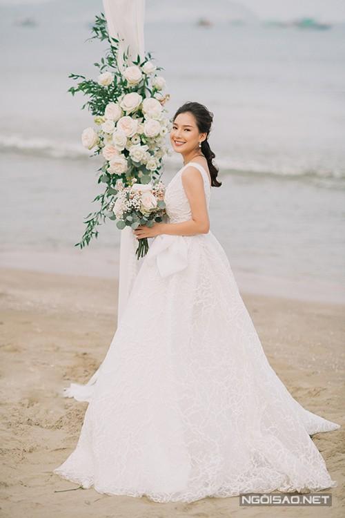 Ảnh cưới của nàng thơ xứ Huế Kiều Oanh - Ảnh 3.