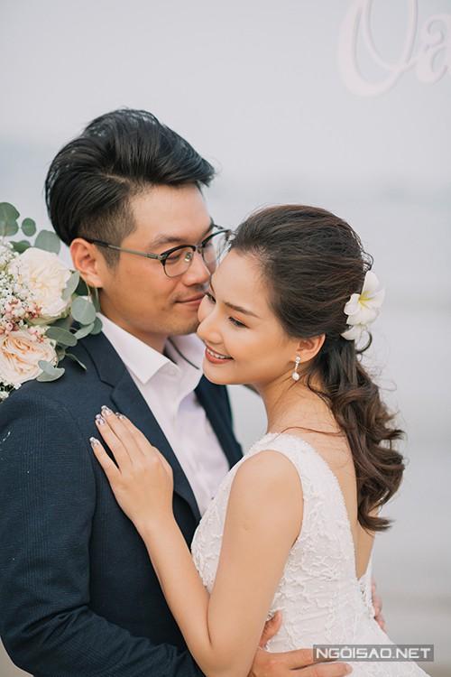 Ảnh cưới của nàng thơ xứ Huế Kiều Oanh - Ảnh 5.