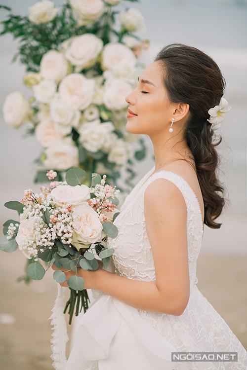 Ảnh cưới của nàng thơ xứ Huế Kiều Oanh - Ảnh 6.