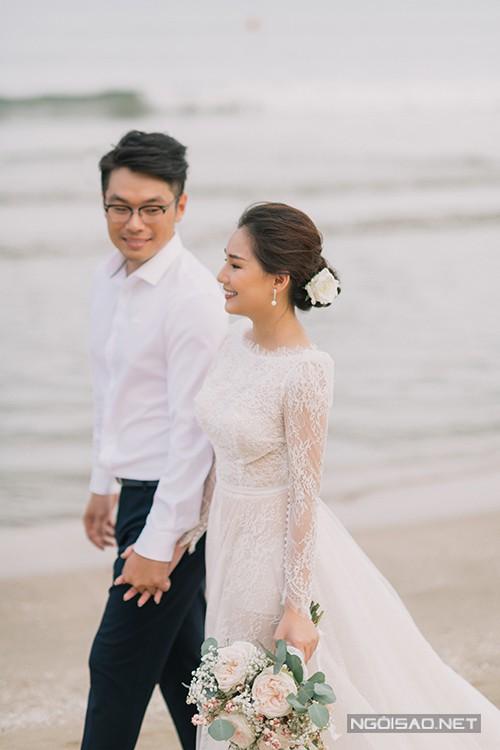 Ảnh cưới của nàng thơ xứ Huế Kiều Oanh - Ảnh 9.