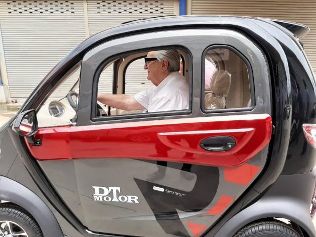"""Xe ô tô chạy bằng điện có giá 75 triệu đồng của Thái đang """"hot"""" nhất MXH - Ảnh 8."""