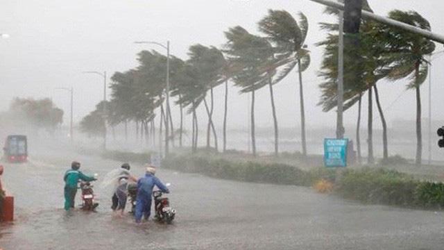 Cảnh báo mưa to, lũ quét do bão số 6 suy yếu thành áp thấp nhiệt đới - Ảnh 1.
