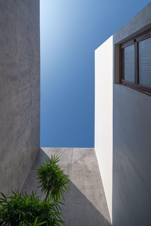 Nhà ngập nắng gió sau tường bao cao 9 mét  - Ảnh 3.