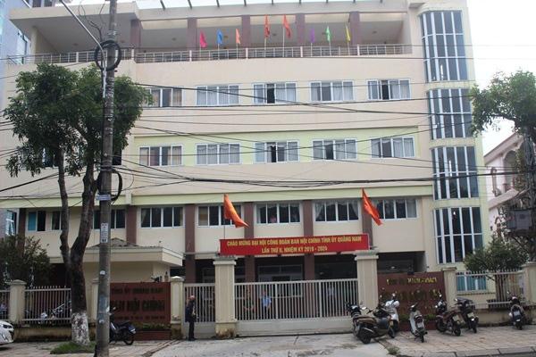 Hé lộ nguyên nhân Phó phòng Ủy ban Kiểm tra Quảng Nam chết trong phòng làm việc - Ảnh 2.