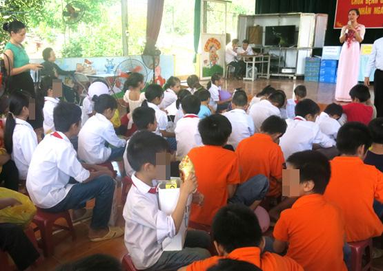 Thúc đẩy quyền và nâng cao chất lượng cuộc sống cho trẻ nhiễm HIV - Ảnh 1.