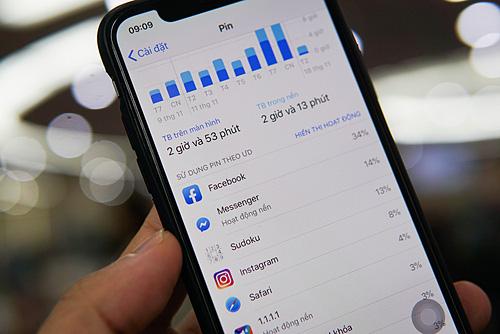 4 ứng dụng 'ngốn' pin smartphone nhất - Ảnh 1.