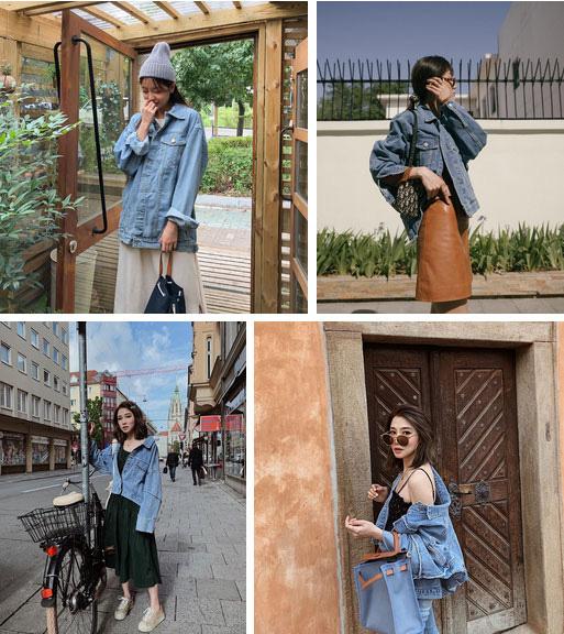 5 mẫu áo khoác phổ biến, chị em muốn là ăn gian được cả chục cái xuân xanh - Ảnh 4.
