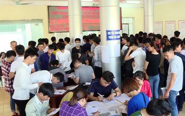 Ninh Bình: Đảm bảo quyền lợi cho lao động thất nghiệp - Ảnh 1.