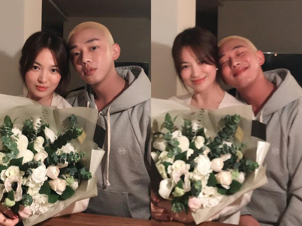 Song Hye Kyo giản dị đón sinh nhật tuổi 38 nhưng hình ảnh gợi cảm mới là điểm nhấn gây chú ý - Ảnh 2.