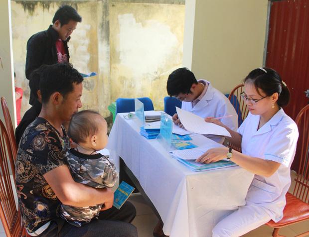 Hà Giang: Đẩy mạnh phát triển mô hình bác sĩ gia đình - Ảnh 1.