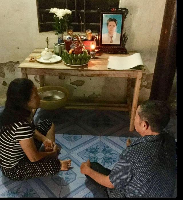 Hai lao động Hà Tĩnh tử nạn khi làm việc tại Hàn Quốc - Ảnh 1.
