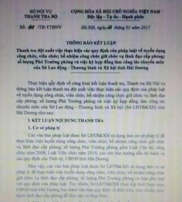 Phó Chủ tịch UBND tỉnh Hải Dương vừa được bầu là ai? - Ảnh 3.