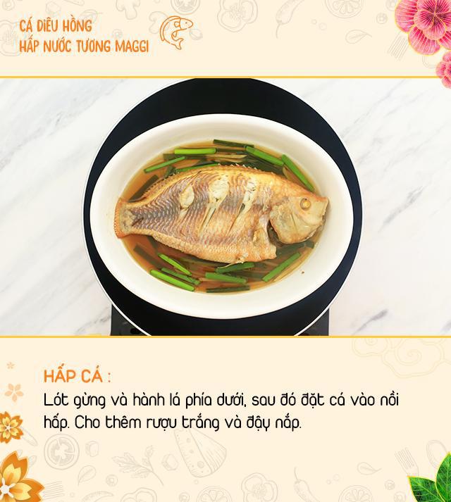 Ngày Tết ngán thịt, mẹ có thể đổi vị cho bữa ăn với 2 món cá cực hấp dẫn này - Ảnh 3.