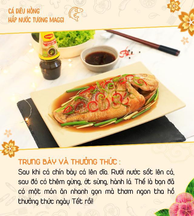 Ngày Tết ngán thịt, mẹ có thể đổi vị cho bữa ăn với 2 món cá cực hấp dẫn này - Ảnh 4.