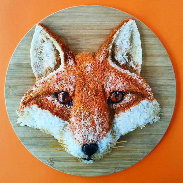 Ngỡ ngàng với những món ăn được trang trí đỉnh cao như nghệ thuật - Ảnh 12.
