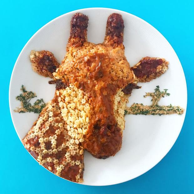 Ngỡ ngàng với những món ăn được trang trí đỉnh cao như nghệ thuật - Ảnh 3.