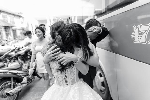 Con gái lấy chồng cách nhà 10km, cha vẫn nước mắt tuôn rơi ầm ầm - Ảnh 4.