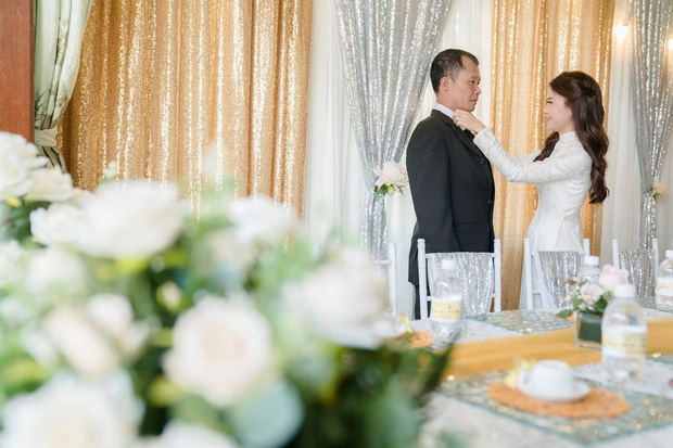 Con gái lấy chồng cách nhà 10km, cha vẫn nước mắt tuôn rơi ầm ầm - Ảnh 7.