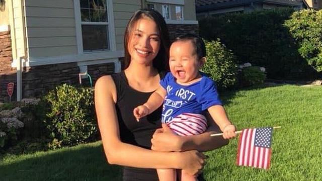 Phạm Hương và những người đẹp này dính tin đồn sang Mỹ sinh con cho đại gia - Ảnh 2.