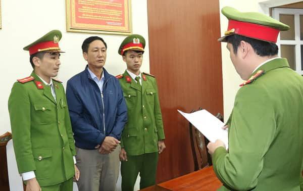 Hà Tĩnh: Khởi tố, bắt tạm giam cán bộ địa chính xã chiếm đoạt tài sản - Ảnh 1.