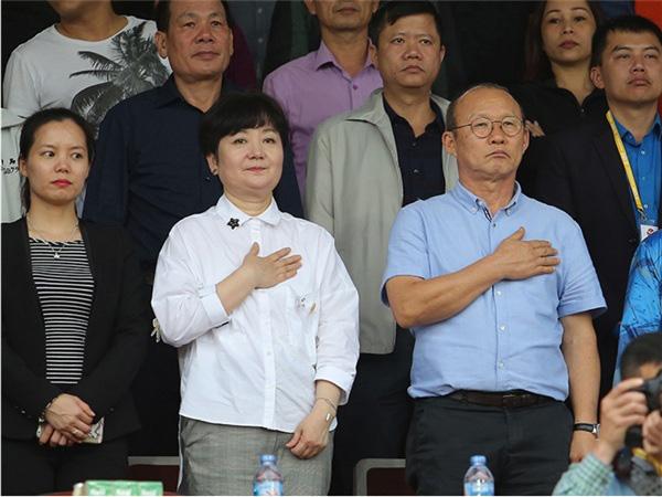 Câu chuyện đặc biệt về mối tình hơn 32 năm với người vợ tào khang của HLV Park Hang Seo - Ảnh 2.