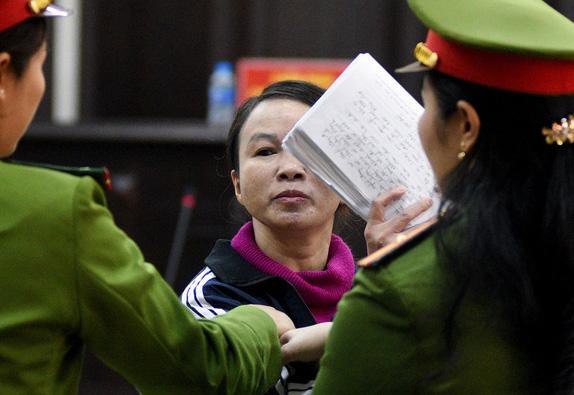 Mẹ nữ sinh giao gà chính thức gửi đơn kêu oan, kháng cáo bản án 20 năm tù - Ảnh 2.