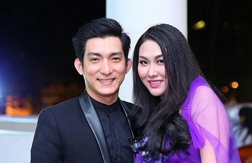 Bảo Duy và Phi Thanh Vân thuở mặn nồng.