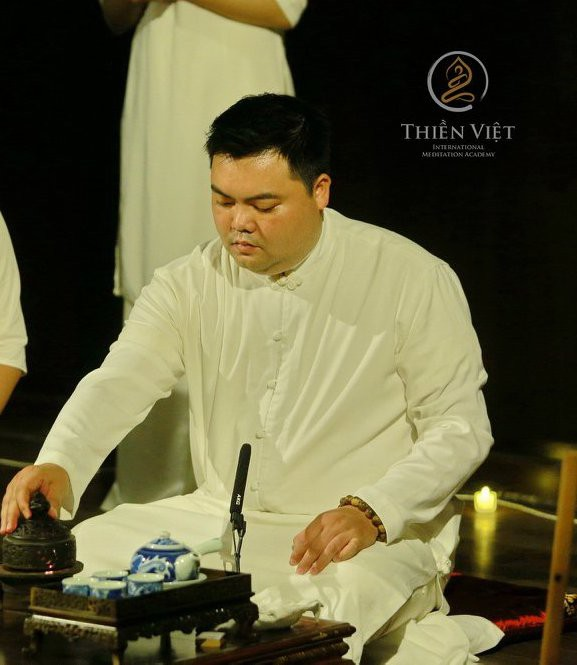 Nhà nghiên cứu tâm linh Lê Thái Bình - Người sáng lập thương hiệu Trầm Hương Thiền Việt