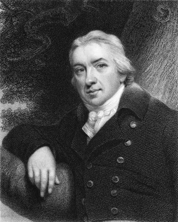 Bác sĩ Edward Jenner