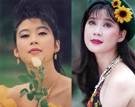 Diễm Hương chính là quốc sắc thiên hương thời điểm cuối những năm 80 và đầu thập niên 90.