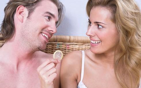Nguyên tắc quan hệ tình dục an toàn là sử dụng bao cao su
