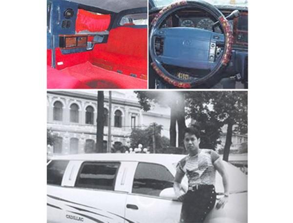 Xung quanh chiếc xe Cadillac này có rất nhiều giai thoại. Chẳng hạn, có tin đồn, các bầu show phải ghi rõ Ngọc Sơn phải đi diễn bằng xe Cadillac khi ký hợp đồng vì hễ anh lái xe này đi diễn là khán giả đến mua vé không xuể. Hay một giai thoại khác là có nhà báo người Mỹ đã theo Ngọc Sơn đi trên chiếc Cadillac này một tháng trời để có tư liệu viết bài.