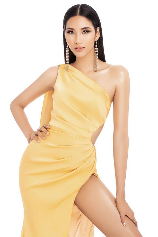 Mới đây nhất, cô chính thức được đơn vị giữ bản quyền công bố là đại diện Việt Nam tham dự cuộc thi Miss Universe - Hoa hậu Hoàn vũ Thế giới 2019.