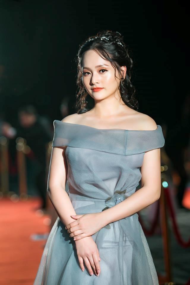 Lan Phương hiện đóng chính phim Nàng dâu Order.