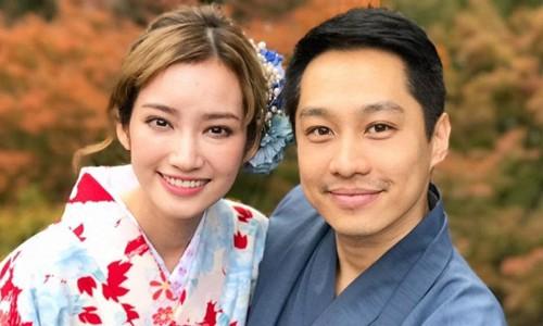 Vợ chồng hoa hậu Trúc Diễm - doanh nhân John Từ