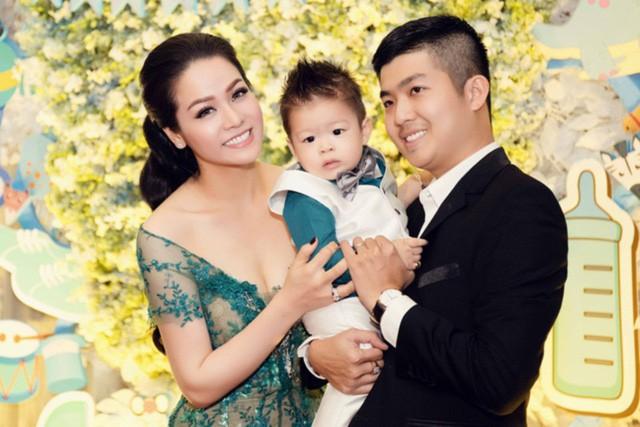 Tổ ấm của Nhật Kim Anh khi còn hạnh phúc.