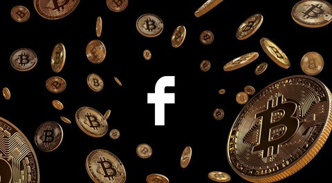 Libra - đồng tiền mã hóa vừa được Facebook ra mắt có thể gây ảnh hưởng lớn đến tài chính thế giới. Ảnh: The Verge.