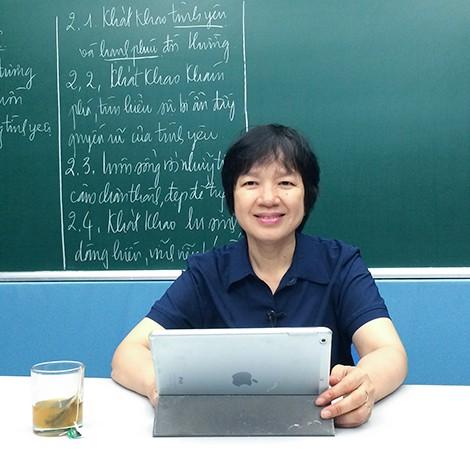 Tiến sỹ văn học chỉ ra những điểm còn thiếu trong đề thi Ngữ văn vào lớp 10 tại Hà Nội - Ảnh 3.