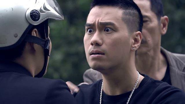 Những cái trừng mắt đáng sợ của Phan Hải (Việt Anh) trong Người phán xử đã để lại ấn tượng lớn trong lòng khán giả
