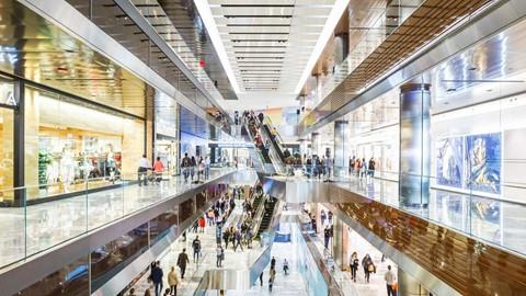 Chi phí thuê mặt bằng tại các trung tâm thương mại tăng quá cao. Ảnh: Alex Staniloff.