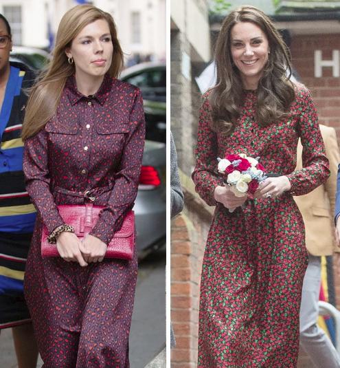 Bạn gái dọn đến sống chung với tân Thủ tướng Anh dù ông này chưa ly dị vợ, kẻ thứ 3 gây chú ý khi sao chép Công nương Kate - Ảnh 5.